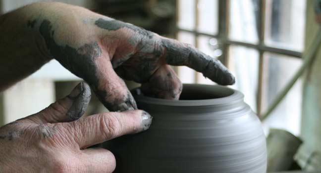 Tour poterie - Fabriquer un tour de potier ...